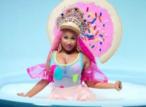 Nicki Minaj - Good Form ft. Lil Wayne Video