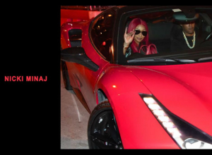 Nicki Minaj - Yikes Audio
