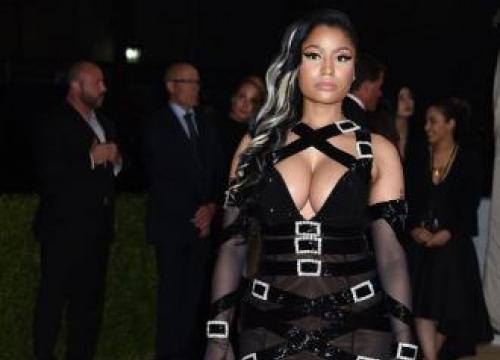 Nicki Minaj's Exes Embroiled In Brawl
