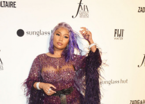 Nicki Minaj Played Enya To Her Unborn Son