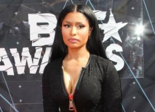 Nicki Minaj brought mum onstage for BET Awards win