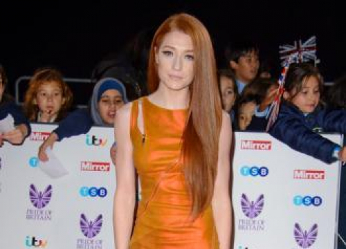 Nicola Roberts Gets Ready In The Kitchen