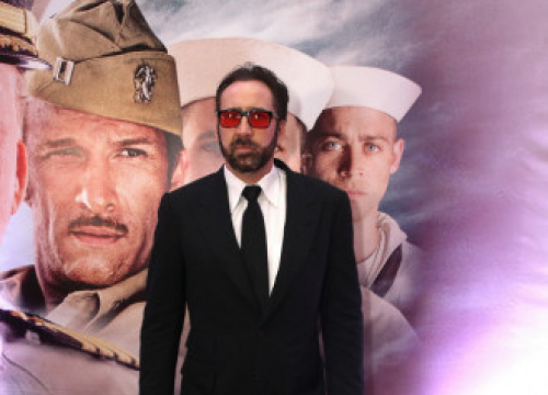 Nicolas Cage Won't Watch Himself In The Unbearable Weight Of Massive Talent