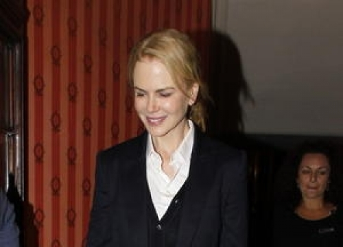 Nicole Kidman's Co-star Recovering After Stage Collapse
