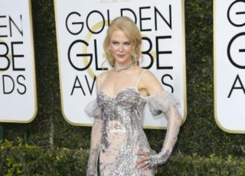Nicole Kidman 'Baffled Onlookers At The Golden Globes'