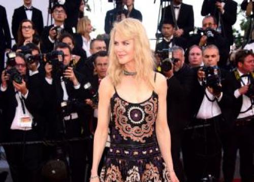 Nicole Kidman Balenciaga Wedding Dresses: Celebrity Photo Gallery