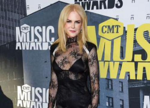 Nicole Kidman Similar To Daughters