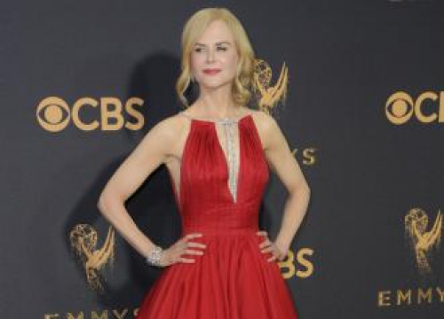Nicole Kidman Triumphs At The 2017 Emmy Awards
