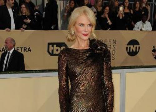 Nicole Kidman Too Sick To Celebrate