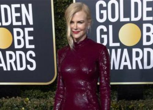 Nicole Kidman Won't Push Kids Into Careers