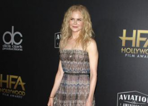 Nicole Kidman Discusses Sexual Misconduct With Her Daughters