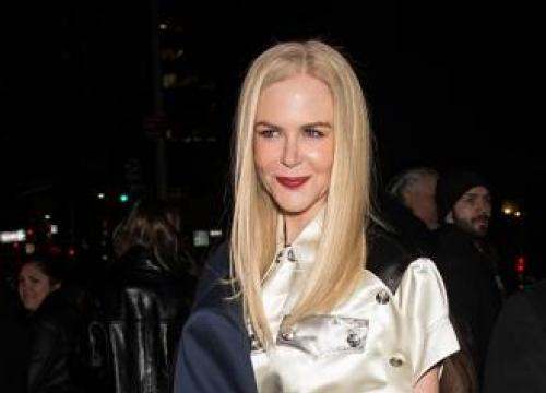Nicole Kidman Wants People To 'share Knowledge' With Her Kids