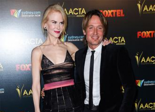 Nicole Kidman Feels 'So Lucky' To Be Married To Keith Urban