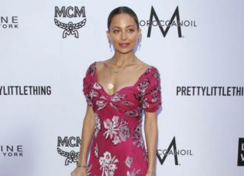 Nicole Richie Likes To 'Spray' Away Bad Energy At Coachella