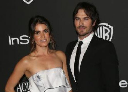Ian Somerhalder 'Couldn't Be Happier' After Two Years Of Marriage