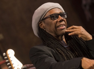 Nile Rodgers Discusses His Chic Career