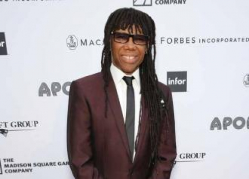 Nile Rodgers Wants To Perform With Ed Sheeran At Glastonbury