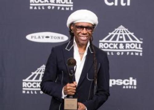 Nile Rodgers' Cinematic New Album