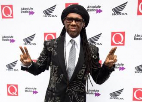 Nile Rodgers Wants Musical Made Of His Life