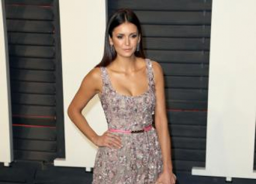 Nina Dobrev Went On 'An Extra Long Run' To Fit Into Her Oscars Dress