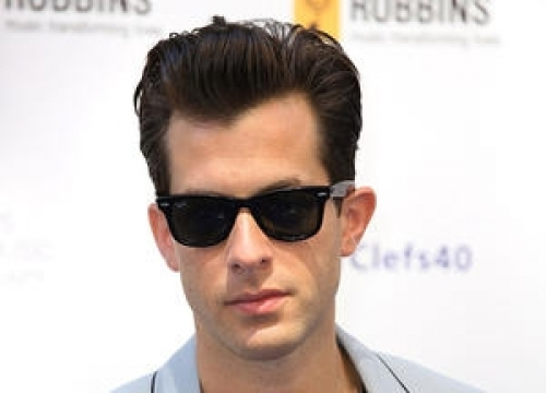 Mark Ronson: 'Amy Winehouse Documentary Was Tough To Watch'