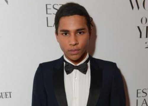 Olivier Rousteing: 'I Think My First Collection Was The Least Stressful'