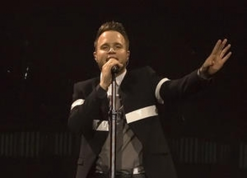 Olly Murs Returning To The X Factor As Host