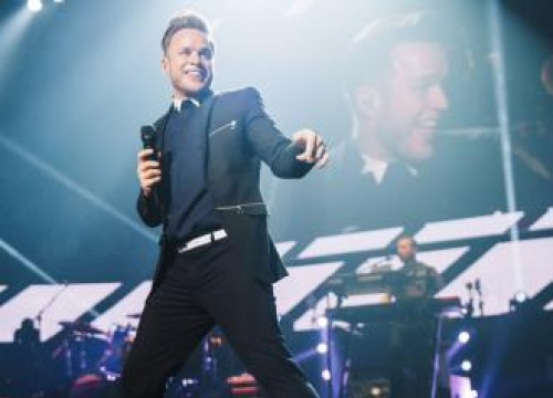 Olly Murs Declares He's Single At Teenage Cancer Trust Gig