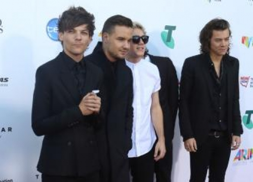 One Direction's fragrance wins award