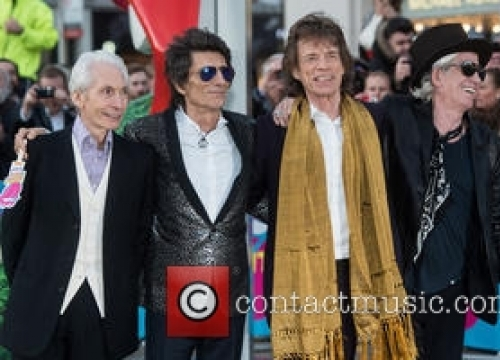 Rolling Stones Upset At Trump For Song Use