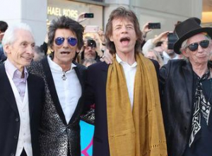 The Rolling Stones Invite Florence + The Machine And James Bay On Tour