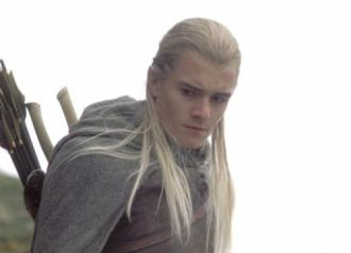 Orlando Bloom Has Elf Ears From Lord Of The Rings