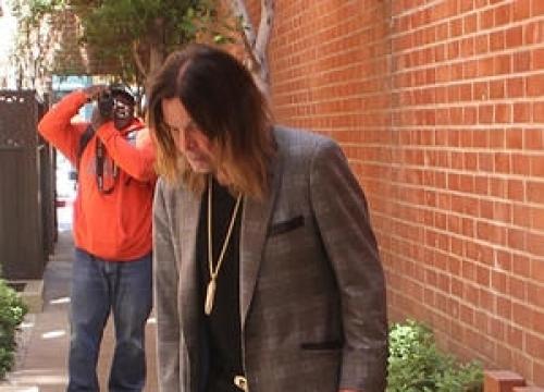 Ozzy Osbourne Donates $10,000 To Youth Band