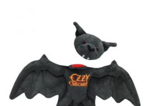 Ozzy Osbourne Marks Anniversary Of Bat Bite By Selling New Toy