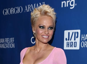 Pamela Anderson Obtains Restraining Order Against Husband Rick Salomon