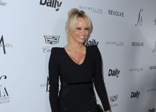 Pamela Anderson: Harvey Weinstein Told Me I'd Never Work In Hollywood