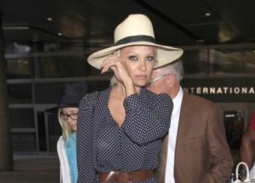 Pamela Anderson's 'Wild And Crazy' Romance