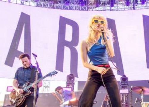 Paramore Amazed To Still Be Going After Past Struggles