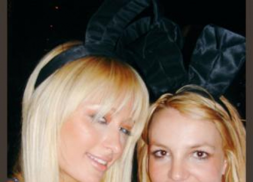 Paris Hilton Posts Her Proof She Invented The Selfie