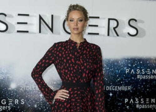 Jennifer Lawrence Upgraded Her Preparation For Screen Kiss With Christian Bale
