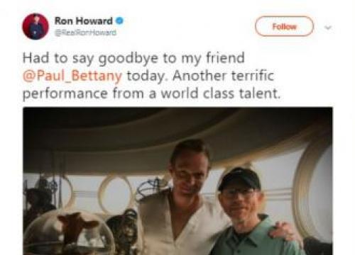 Paul Bettany Wraps Han Solo Filming