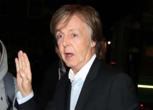 Paul Mccartney: Kanye Spent Co-writing Time Looking At Pictures Of Kim