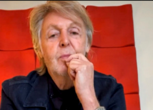 Paul Mccartney, Chris Martin And More Sign Letter To Boris Johnson Calling For Reform Of Streaming Business