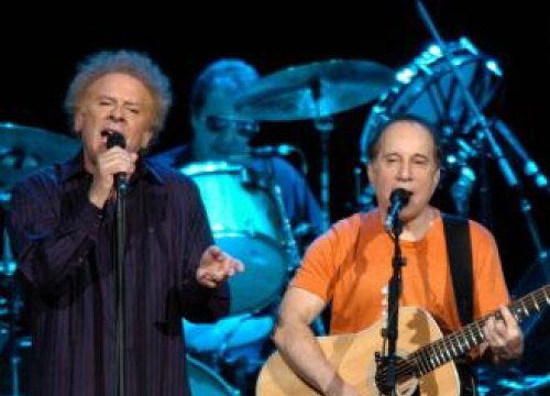 Simon And Garfunkel Once 'Came Close Stabbing Each Other'