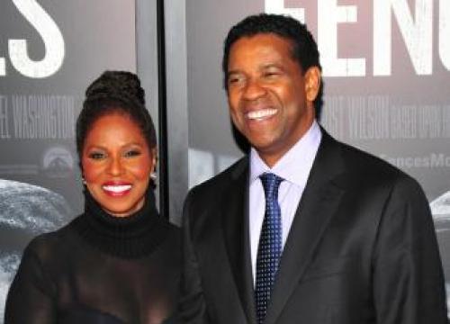 Denzel Washington Thrilled By Fences' Oscar Nominations