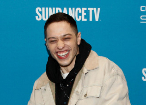 Crude Name Convinced Pete Davidson To Accept Suicide Squad Role