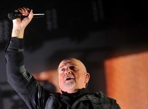 Peter Gabriel Backs Mental Health Campaign