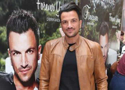 Peter Andre Reveals Why He Loves March 14