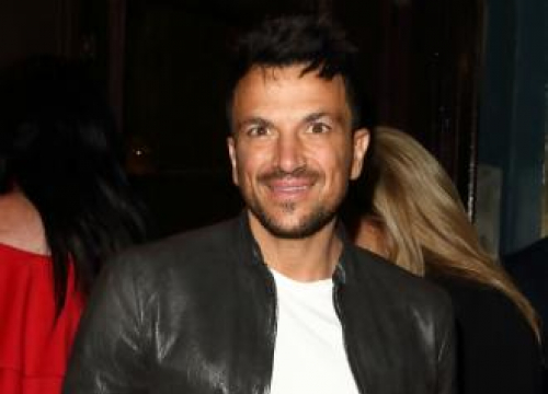 Peter Andre Wants Son To Play Him In Biopic