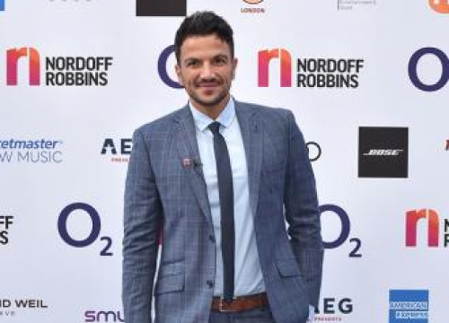 Peter Andre Admits To Getting 'Baby Botox'